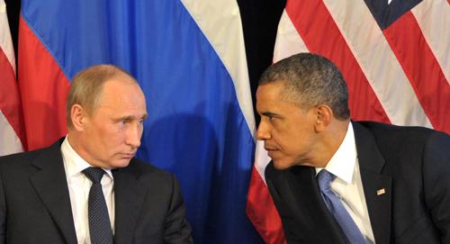 Putin & Obama