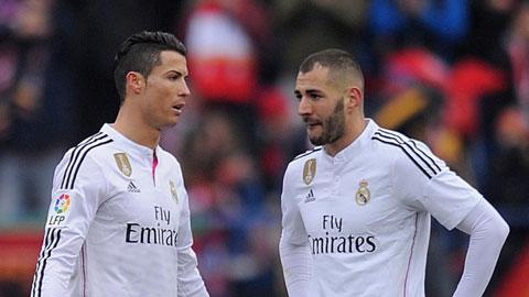 Cuộc đua vua phá lưới tại La Liga của toàn pháo tịt ngòi