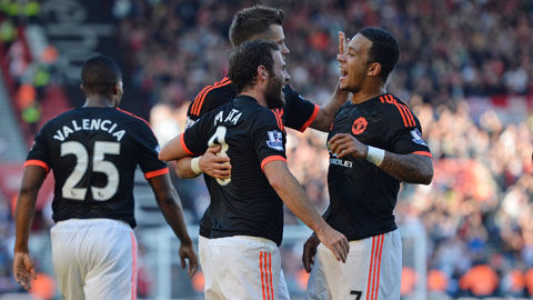 Man United bắt đầu bước vào giai đoạn leo núi gian khổ