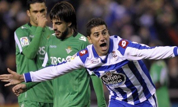 Real Betis vs Deportivo: Cuộc chiến không khoan nhượng