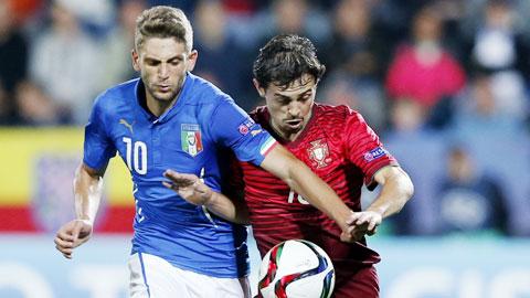 Berardi lần đầu tiên được triệu tập vào ĐT Italia