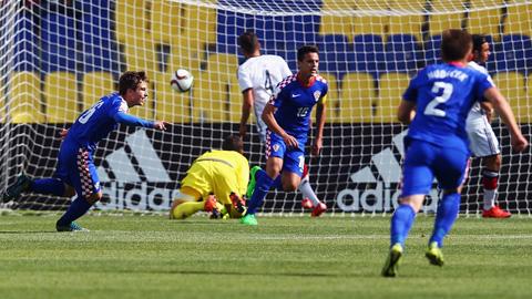 Đã xác định 4 đại diện lọt vào tứ kết giải U17 thế giới