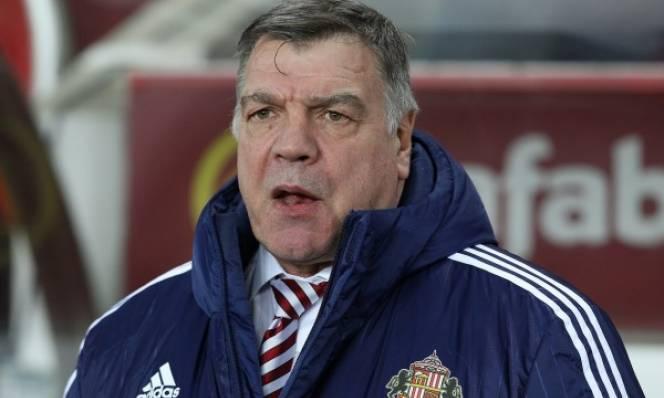 FA đang tiếp cận Sam Allardyce trước con mắt Sunderland