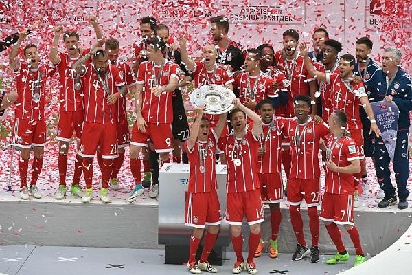 Bayern vẫn nuôi hi vọng