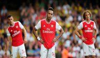 Arsenal hòa như thua trong ngày hàng thủ mắc lỗi