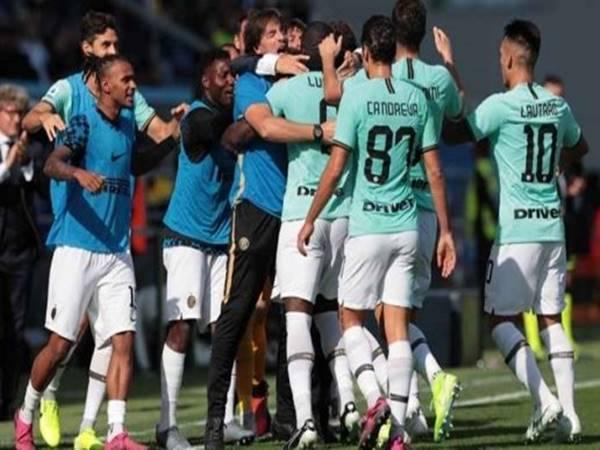 """Inter Milan vẫn để lộ """"tử huyệt"""" nơi hàng thủ"""