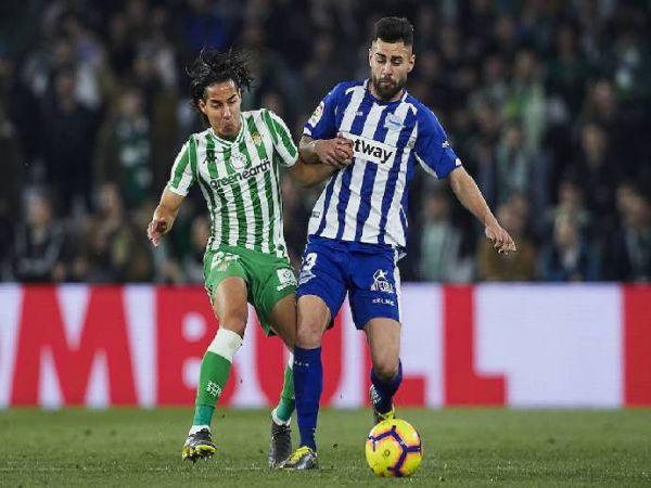 Nhận định tỷ lệ Betis vs Alaves, 03h00 ngày 09/03 - La Liga