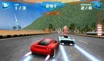 Game đua xe của NetEase có trong gian hàng tại triển lãm ô tô