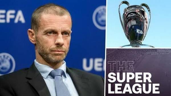 UEFA căng thẳng với Real Madrid, Barcelona và Juventus