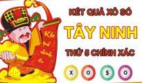 Dự đoán XSTN 10/6/2021 thứ 5 chốt loto số đẹp Tây Ninh