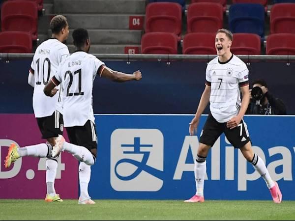 Tin bóng đá tối 4/6: Đức hẹn Bồ Đào Nha ở chung kết U21 châu Âu