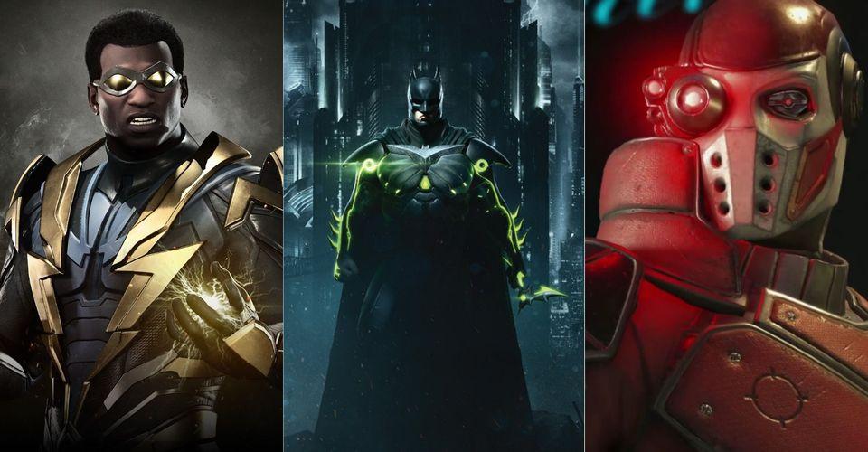 Injustice 3: Các nhân vật sẽ trở lại cho trò chơi chiến đấu DC