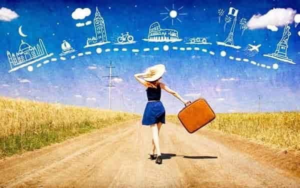 Mơ thấy đi du lịch điềm báo gì đánh số gì chắc trúng