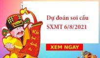 Dự đoán soi cầu SXMT 6/8/2021