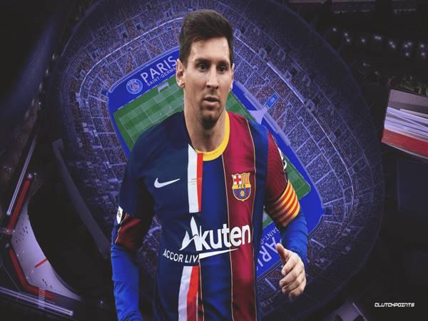 Bóng đá Pháp 30/08: Messi nhận cú sốc từ UEFA