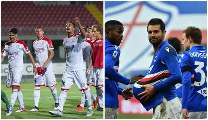Nhận định Sampdoria vs Alessandria ngày 17/08