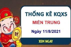 Thống kê KQXSMT ngày 11/8/2021