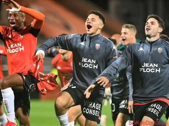 Nhận định Lorient vs Nice, 2h00 ngày 23/9