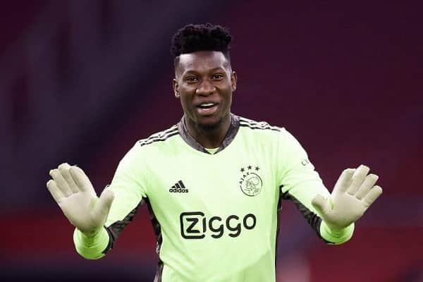 Inter Milan đạt thỏa thuận với Onana